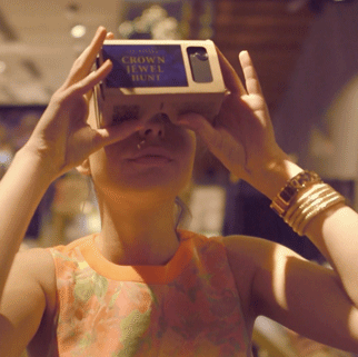 Virtual Reality for Ted Baker